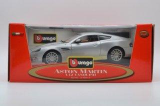 Bburago1/18 ASTON MARTIN V12 VANQUISH silver