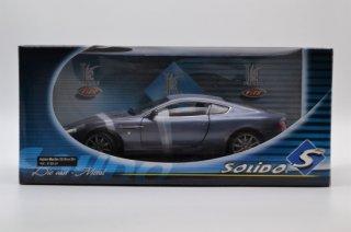 SOLIDO1/18 ASTON MARTIN DB9 Bleue-2004