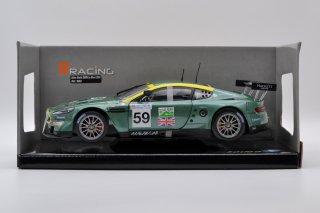 SOLIDO 1/18 ASTON MARTIN DBR9 Le Mans -2005 #59