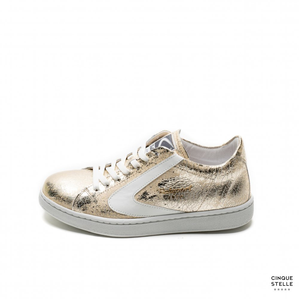 Valsport ヴァルスポルト|TOUR KRACK SPO-WHITE/GOLD  | WOMEN
