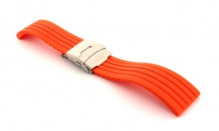 Silicone Strap Racing Orange