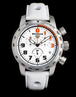 COMPETITION CHRONOGRAPH  RVX146ABC WHITE