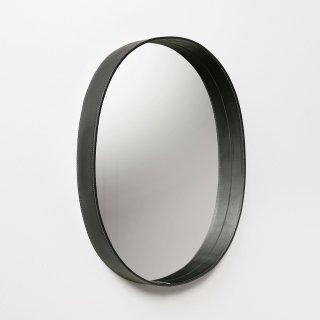 OVAL MIRROR (ブラック)
