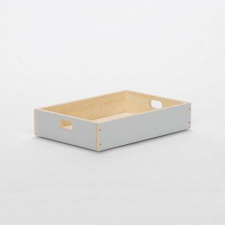 LINDEN BOX (Sサイズ / グレイ)