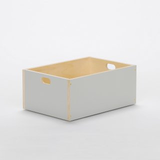 LINDEN BOX (Mサイズ / グレイ)