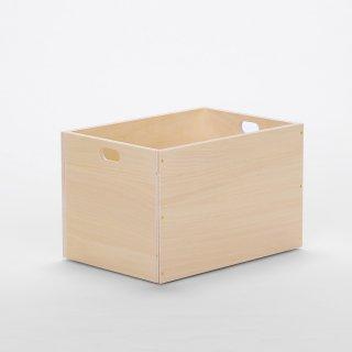 LINDEN BOX (Lサイズ / ナチュラル)