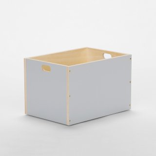 LINDEN BOX (Lサイズ / グレイ)