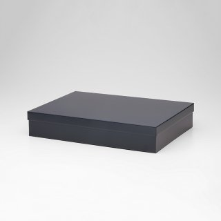 TIN BOX (Lサイズ / ネイビー)