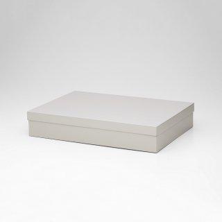 TIN BOX (Lサイズ / グレイ)