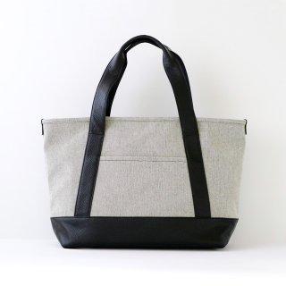 TOTE BAG (Mサイズ / グレイシャンブレー)