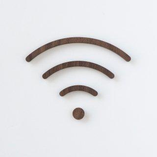 Wi-Fi (walnut)<img class='new_mark_img2' src='https://img.shop-pro.jp/img/new/icons5.gif' style='border:none;display:inline;margin:0px;padding:0px;width:auto;' />