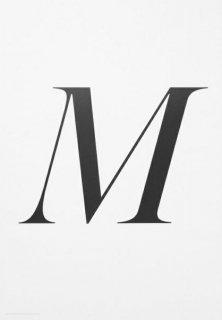 PLAYTYPE Caledonia - M ポスター