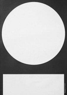PLAYTYPE Macrography - i (Black/White) ポスター