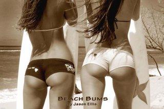 ビーチの女神達 ポスター