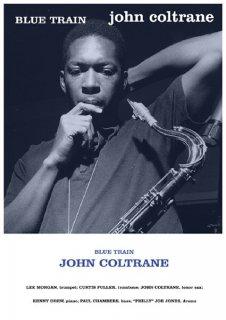 ジョン・コルトレーン ポスター