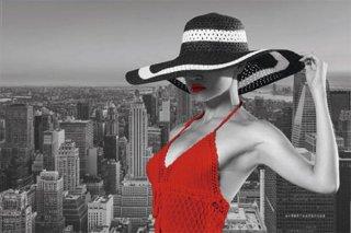 ニューヨークの眺望 ポスター
