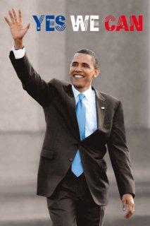 バラク・オバマ 前アメリカ大統領 ポスター
