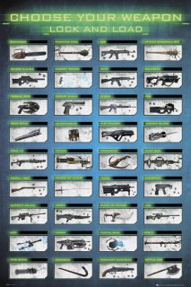 武器を選べ! ポスター