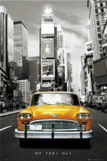 ニューヨーク タクシー No.1 ポスター