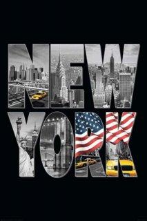 ニューヨーク(首都) ポスター
