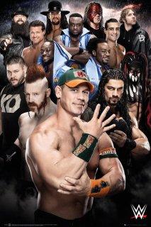 WWE ポスター