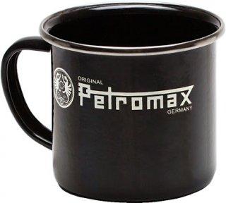 Petromax ペトロマックス ロゴ入り マグカップ 黒