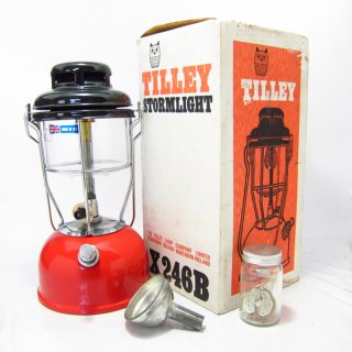 ◆新品◆ Tilley テリー 246B ブラック/レッド