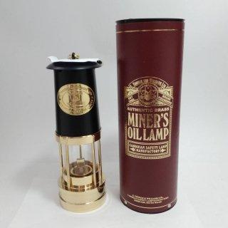 ◆新品◆Miners Lamp E. Thomas & Williams イギリス製 オイルランタン黒