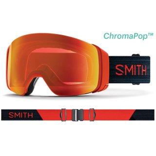 2020 SMITH スミス 4D MAG アジアンフィット Red Rock 191108-02