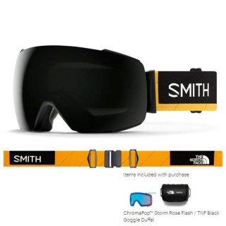 2020 SMITH スミス I/O MAG アジアンフィット クロマポップ ノースフェイス イエロー ゴーグル 191108-04