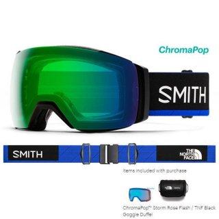 新品 SMITH スミス I/O MAG XL ノースフェイス ブルー 191123-01