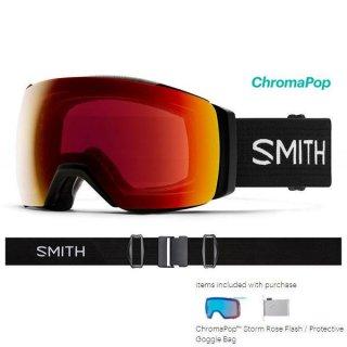 新品2020 SMITH スミス I/O MAG XL Black ゴーグル 191123-02