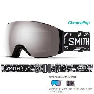 新品2020 SMITH スミス I/O MAG XL Craig Robson ゴーグル 191123-04