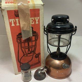 イギリス製 Tilley テリー 246B 箱付 ブロンズ 1982年1月 中古 ケロシン ランタン ティリー キャンプ 191121-31