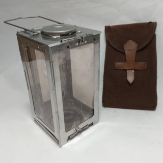 ☆新品☆スイス軍 キャンドルランタン フォールディングランタン SWISS MILIITARY Folding Lantern Candle Original 190320-13