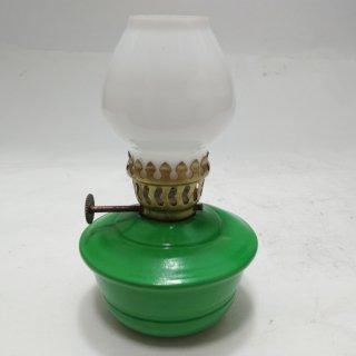 イギリス製 ケリーランプ kelly lamp アンティーク ミルクガラス オイルランプ 191121-57