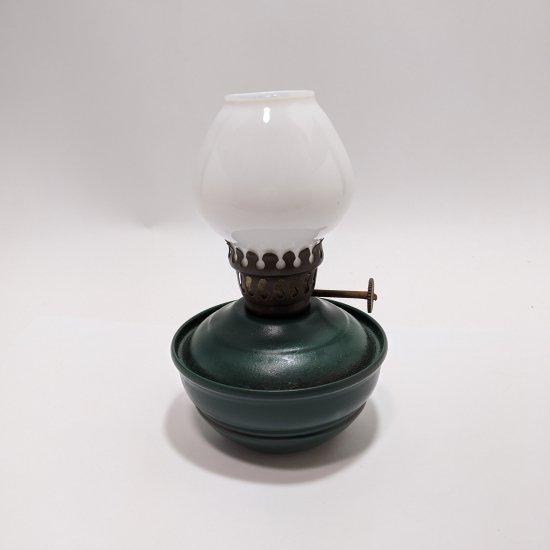 イギリス製 ケリーランプ kelly lamp アンティーク ミルクガラス オイルランプ