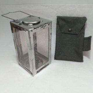 ☆中古☆スイス軍 キャンドルランタン フォールディングランタン SWISS MILIITARY Folding Lantern Candle Original 190614-18