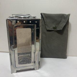 ☆中古☆スイス軍 キャンドルランタン フォールディングランタン SWISS MILIITARY Folding Lantern Candle Original 190614-19