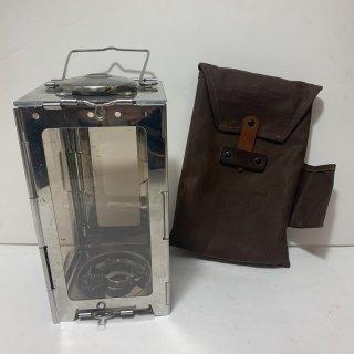 ☆中古☆スイス軍 キャンドルランタン フォールディングランタン SWISS MILIITARY Folding Lantern Candle Original 190614-20