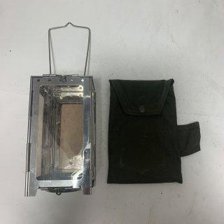 ☆新品☆スイス軍 キャンドルランタン フォールディングランタン SWISS MILIITARY Folding Lantern Candle Original 191029-01 未使用