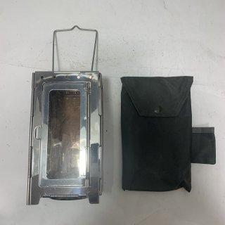 ☆新品☆スイス軍 キャンドルランタン フォールディングランタン SWISS MILIITARY Folding Lantern Candle Original 191029-04 未使用