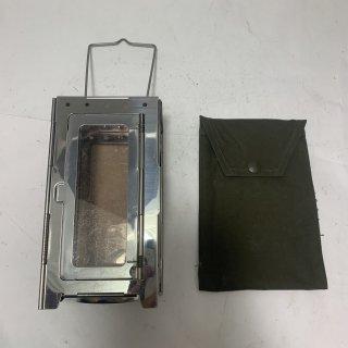 ☆新品☆スイス軍 キャンドルランタン フォールディングランタン SWISS MILIITARY Folding Lantern Candle Original 191029-07 未使用
