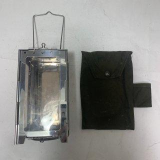 ☆中古☆スイス軍 キャンドルランタン フォールディングランタン SWISS MILIITARY Folding Lantern Candle Original 191029-02