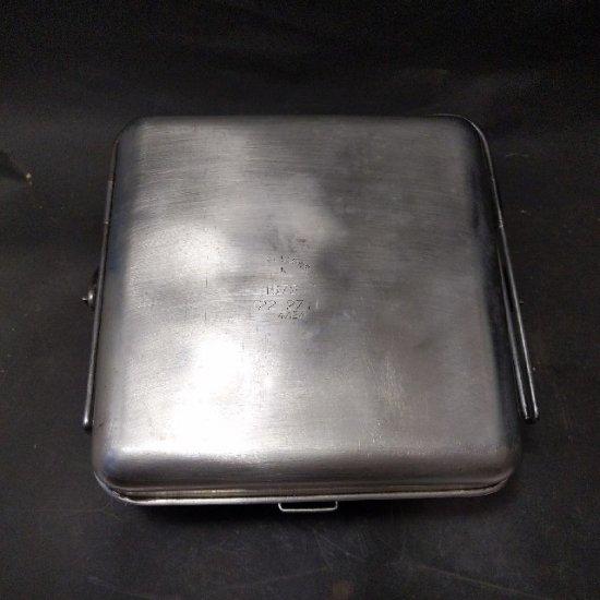 イギリス軍 鍋 PAN 1972年 ブロードアロー付き 190903-26-02