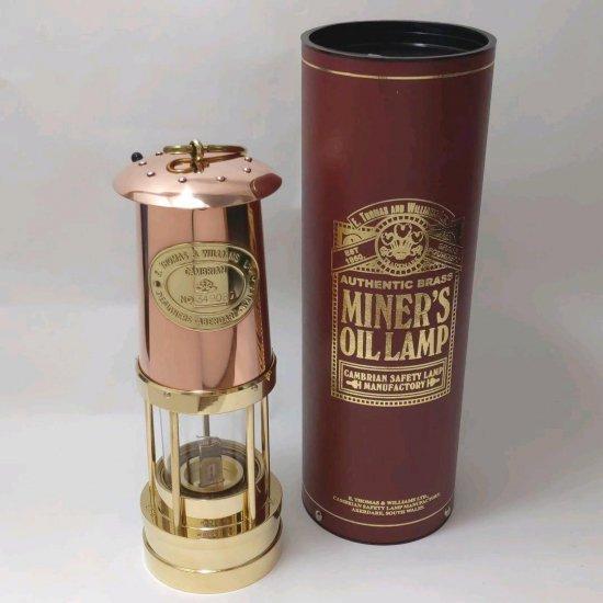 E. Thomas & Williams イギリス製 オイルランタン ランプ 銅
