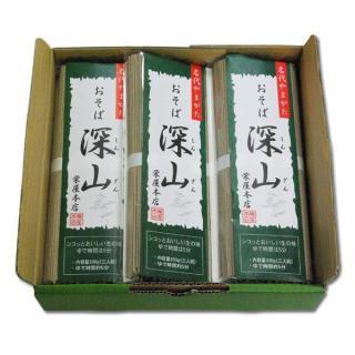 おそば深山(乾麺330g×5束)
