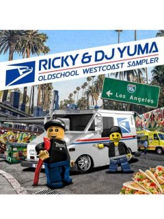 <img class='new_mark_img1' src='https://img.shop-pro.jp/img/new/icons7.gif' style='border:none;display:inline;margin:0px;padding:0px;width:auto;' />Oldschool Westcoast Sampler - Ricky & DJ Yuma (MIX CD ミックスCD)
