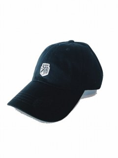 <img class='new_mark_img1' src='https://img.shop-pro.jp/img/new/icons7.gif' style='border:none;display:inline;margin:0px;padding:0px;width:auto;' />【ANDSUNS × SIX PACK STORE】LOGO CAP (ロゴキャップ) Black