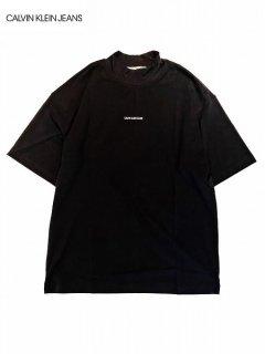 【Calvin Klein Jeans(カルバン クライン ジーンズ)】SMALL LOGO TEE (Tシャツ) Black